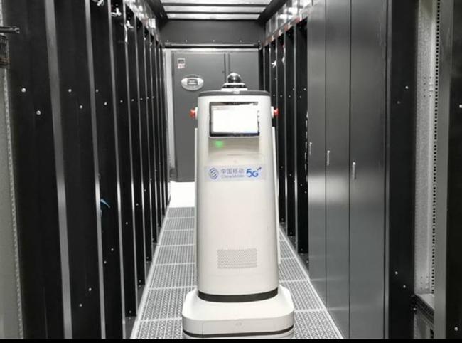 智能巡检 AR打卡 移动5G助力多行业创新发展