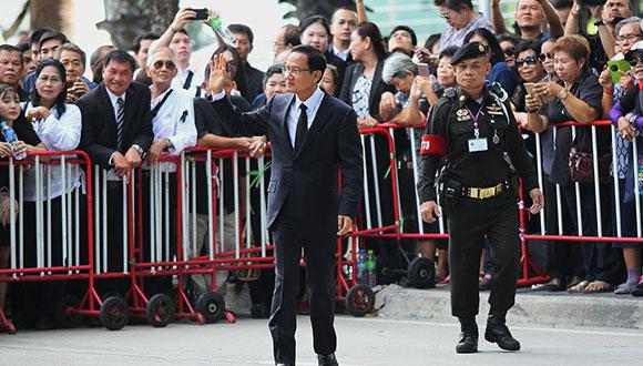 泰國前總理頌猜因鎮壓群眾遭起訴 最高法院駁回案件