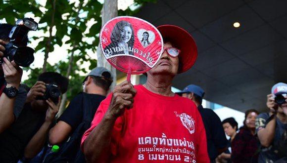 泰國最高法院判處前總理英拉五年監禁