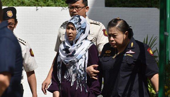 泰國警方逮捕一名四面佛爆炸案嫌疑人