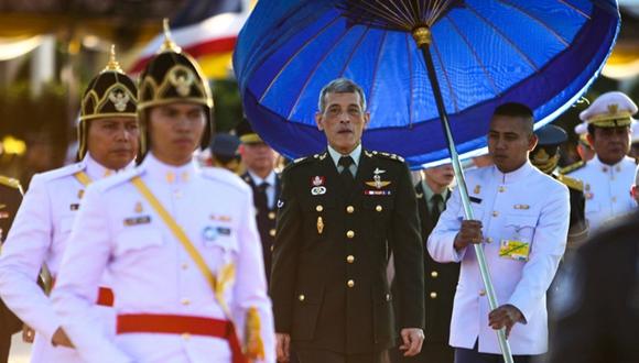 泰王哇集拉隆功出席水庫啟動儀式 為先王禦準項目