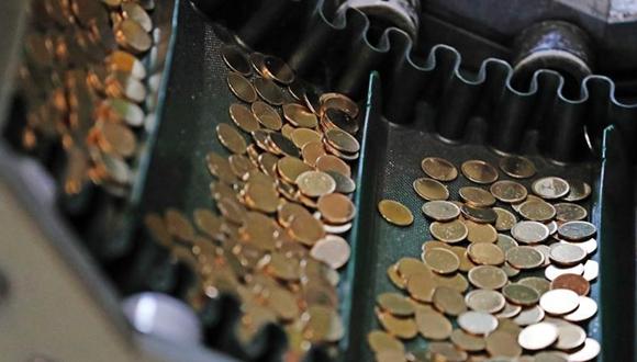 中國造2泰銖硬幣從沈陽發往泰國