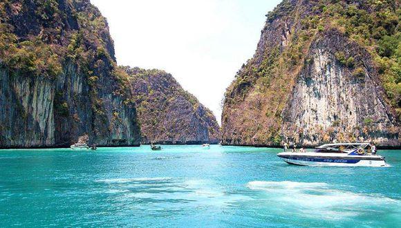 泰國關閉瑪雅灣 保護海島環境