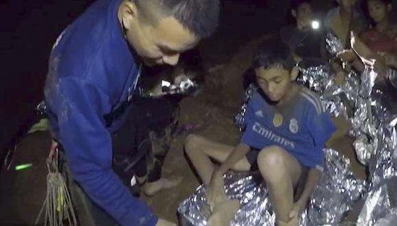 泰國正值雨季 或加大少年足球隊脫離洞穴難度