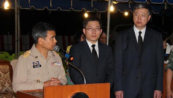 泰國遊船翻沉事故最後一具遇難者遺體完成打撈
