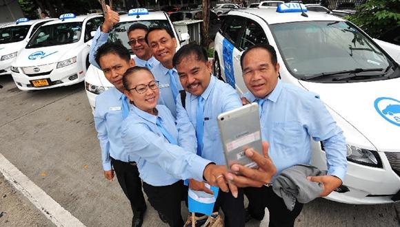 百余輛中國新能源汽車將在泰國投入運營