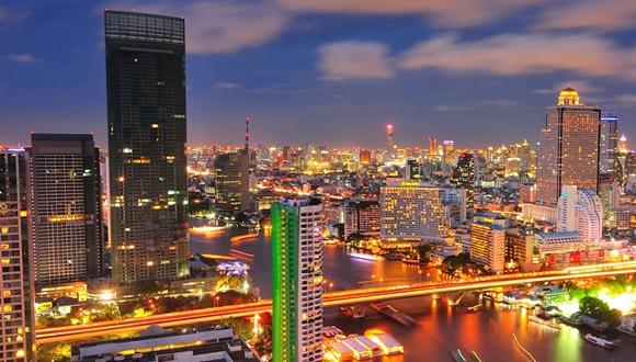 泰國第二季度經濟增速放緩至4.6%