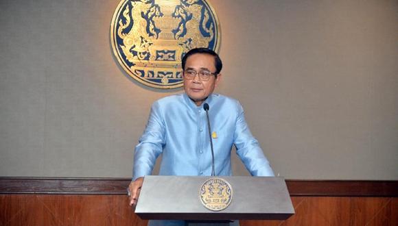 泰國總理説近期將部分解除政黨活動限制