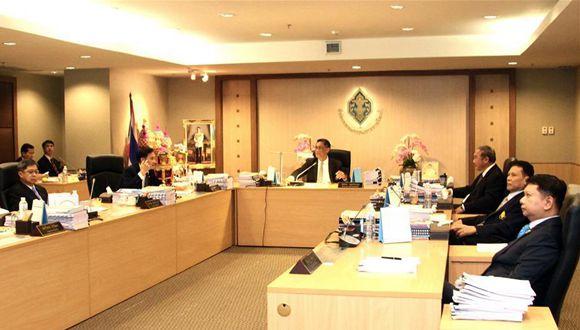 泰國發布國王關于舉行大選的敕令