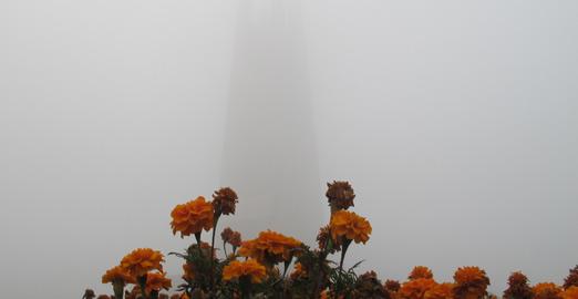京津冀遭本月第3次霧霾侵襲