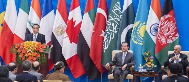 China promete asistencia financiera y formación de personal para Afganistán