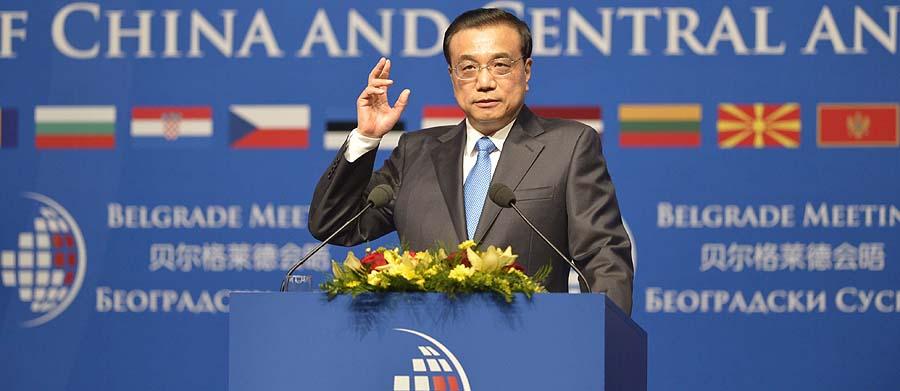 China promete fondo de inversión de 3.000 millones de dólares para países de Europa Central y Oriental