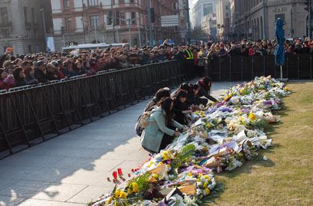 上海外滩踩踏事件首批32位遇难者名单公布