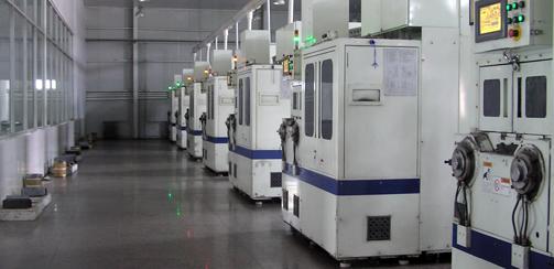 晶龙硅片加工中心