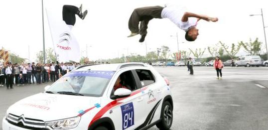 CPC中国量产车性能大赛大丰站决赛正式开幕