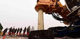 山东平邑救援:7号救生孔孔壁坍塌钻头被埋8号救生孔开钻