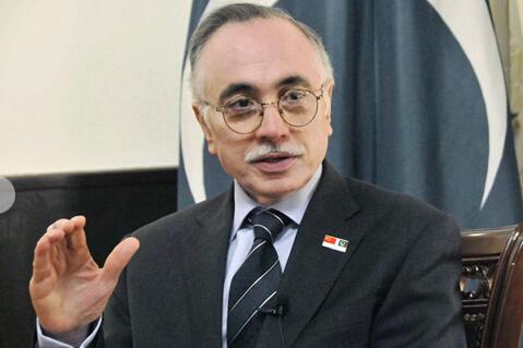 巴基斯坦駐華大使馬蘇德·哈立德