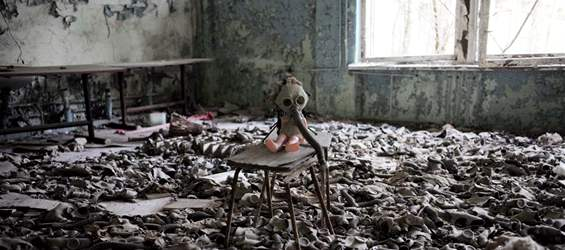 30th anniv. of Chernobyl disaster marked in Ukraine