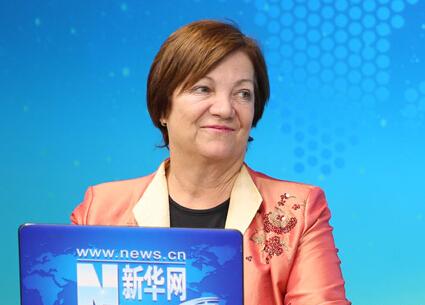 加拿大前副總理希拉·科普斯