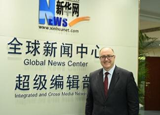 愛爾蘭駐華大使康寶樂