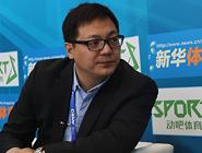 阿裏體育副總裁韓立鋒