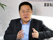 江淮汽車股份有限公司副總經理嚴剛