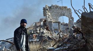 阿勒颇收复在即 叙战事拐点将至