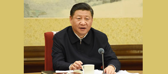 Xi stresses importance of democratic centralism to top leadership