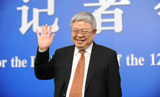 國務院扶貧辦主任劉永富
