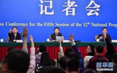兩會全視點:財政部部長肖捷談個稅改革