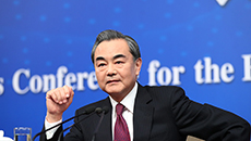 外交部部長王毅答記者問