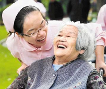 鼓勵各方面發展養老機構