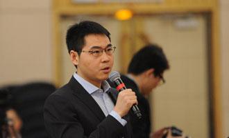 中國工商報記者提問