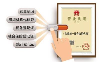 商事制度改革都適用于港澳臺企業