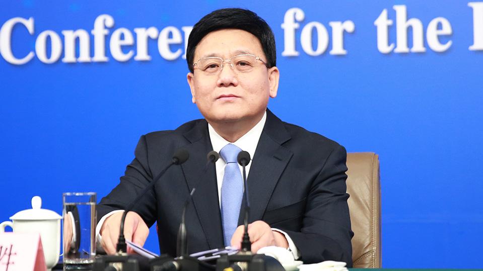 國家衛生計生委副主任王賀勝