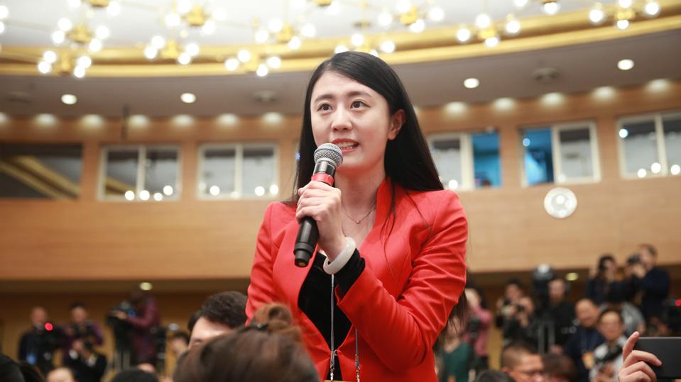 新華網記者提問