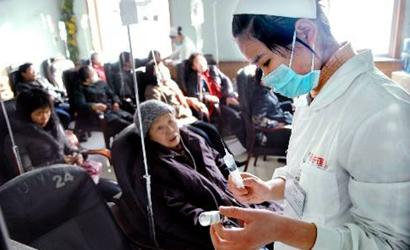 從細節上改進醫療服務 提升群眾就醫獲得感