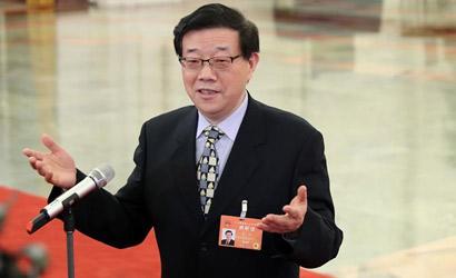 """李偉:中國經濟走勢有望從""""L""""型""""一豎""""過渡到""""一橫"""""""