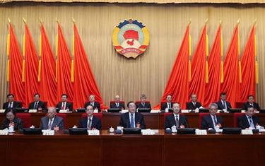 全國政協十二屆常委會第二十次會議舉行
