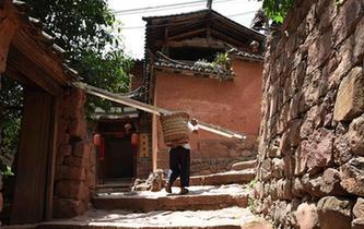 探訪雲南千年白族諾鄧古村落