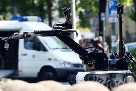 德國警方柏林排除疑似爆炸物