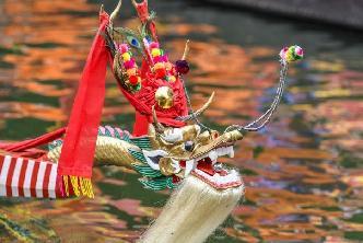 全國各地慶祝端午節 弘揚傳統文化
