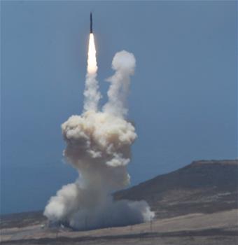 美軍首次洲際彈道導彈攔截測試獲得成功