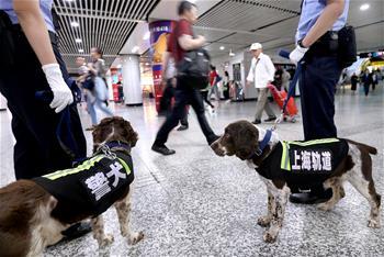 上海地鐵全面升級立體安防體係