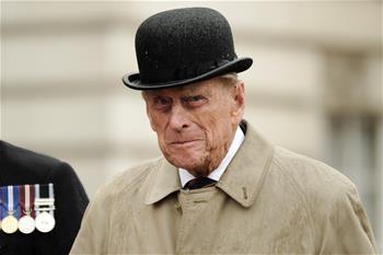 英國菲利普親王正式退休