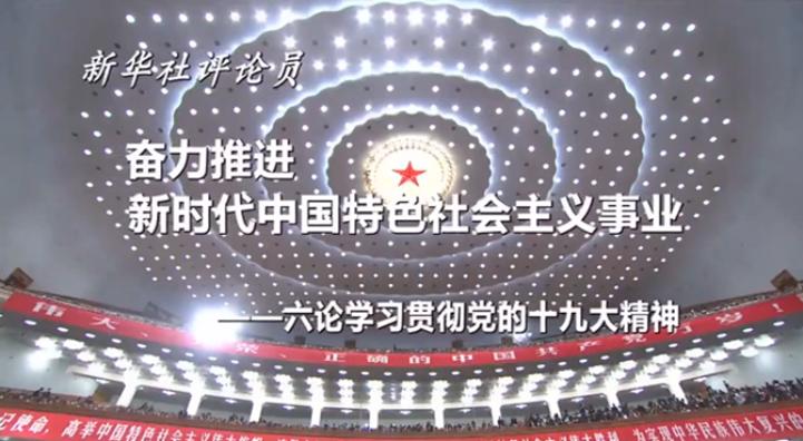 奋力推进新时代中国特色社会主义事业