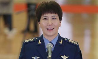 劉文力代表接受採訪