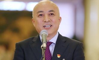 王旭東代表接受採訪