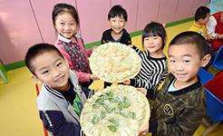【高清图集】立冬包饺子
