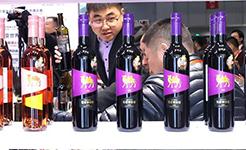 【高清图集】百年民族葡萄酒品牌新品上市